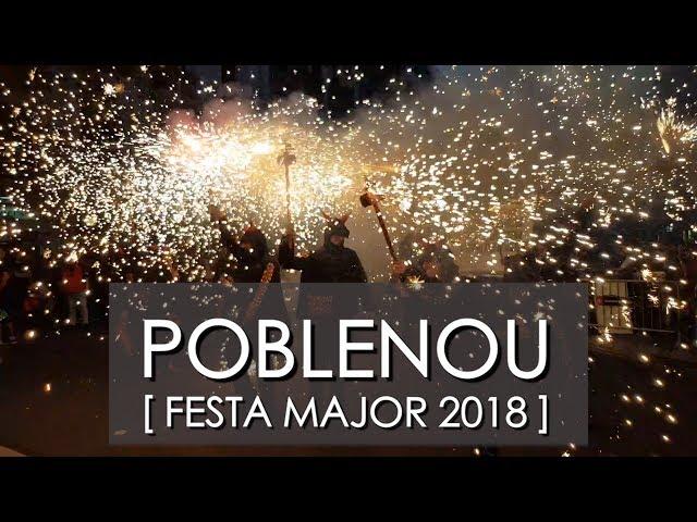 Festa Major del Poblenou 2018