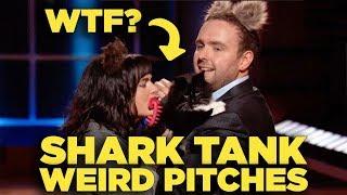 Top 10 Weird Shark Tank Pitches 🦈