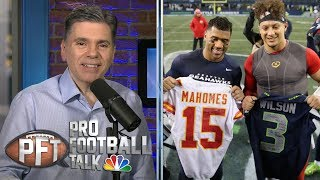 PFT Overtime: The future of NFL quarterback contracts after Russell Wilson | NBC Sports
