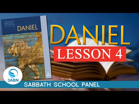 "Lesson 4: ""From Furnace to Palace"" - 3ABN Sabbath School Panel - Q1 2020"