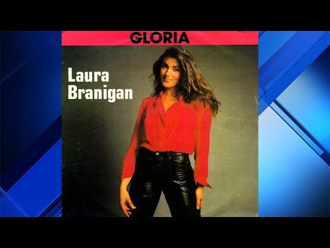 LAURA BRANIGAN sings GLORIA