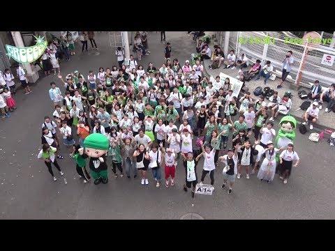 「GReeeeNと不思議のももがたり~おこしにつけたきびだんご~」でダンサブル! 東京・Zepp Tokyo(8月24日)