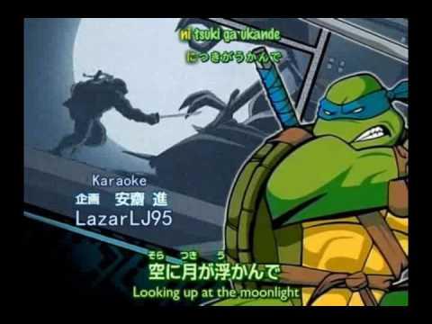 Opening 1 g n rique au japon tmnt tortue ninja 2003 - Tortue ninja 2003 ...