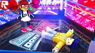 РОБЛОКС БОКС СИМУЛЯТОР КАК Я СТАЛ ЧЕМПИОНОМ В ROBLOX видео веселая мини игра для детей без мата