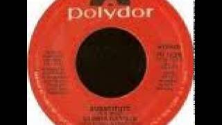 """Substitute"" - Gloria Gaynor (1978 Polydor)"