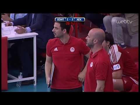 Handball Premier: ΟΛΥΜΠΙΑΚΟΣ – ΑΕΚ 22-17 | 24/05/2019 | ΕΡΤ