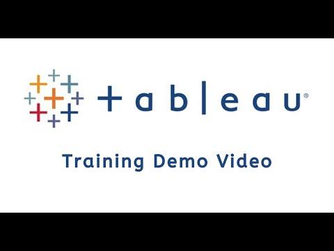Tableau Training for Beginners Tableau Certification Tableau ...
