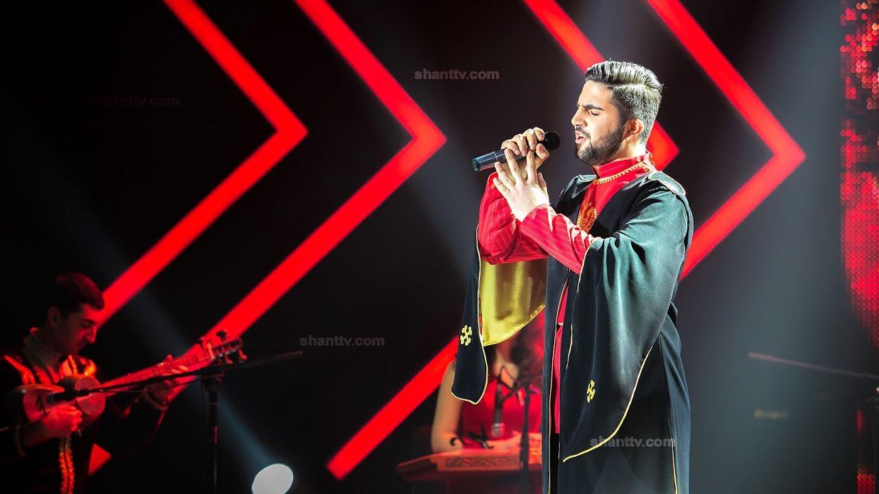 X-Factor4 Armenia-Gala Show 2-Edgar Ghandilyan-Sayat-Nova 26.02.2017