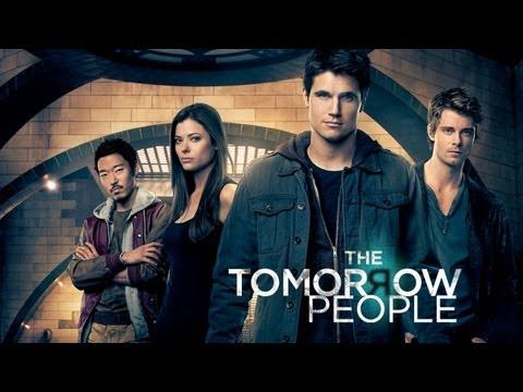 The Tomorrow People (CW) Trailer