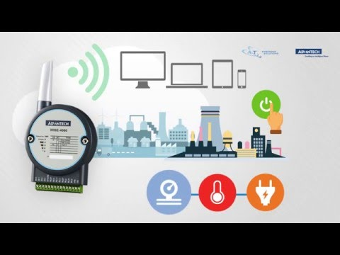WISE-4000s Wireless IO Module