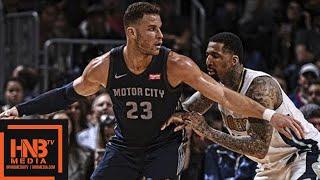 Denver Nuggets Vs Detroit Pistons Full Game Highlights / March 15 / 2017-18 NBA Season