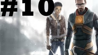 Half-Life 2 Chapter 10 Anticitizen One Walkthrough - No Commentary/No Talking