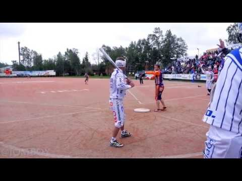 Finnish Baseball is the funniest looking sport you haven't seen yet