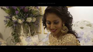 Lawrence +Thina - Cinematic Church Wedding Highlight by Jobest