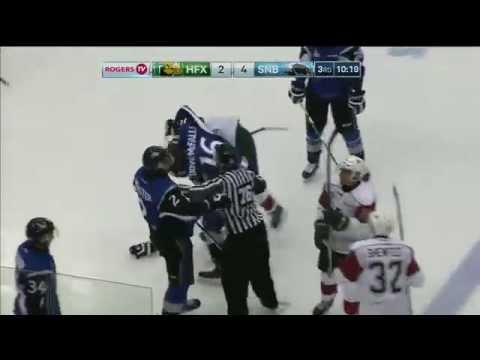 Samuel Dove-McFalls vs. Dominik Blain-Dupuis