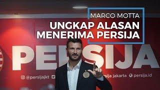 Marco Motta Bocorkan Alasan Terima Pinangan Persija: Tegaskan Bukan Karena Uang