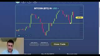 Crypto Margin Trading Simulator
