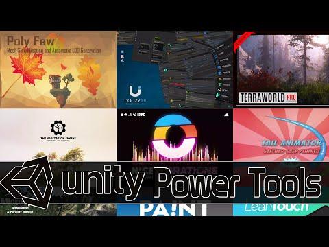 Unity Power Tools Bundle