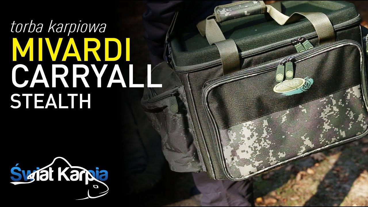 Torba karpiowa Mivardi Carryall Stealth