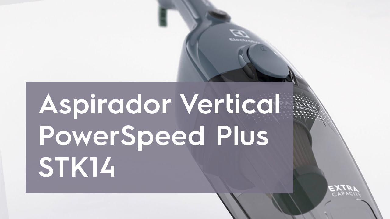 Novo Aspirador de pó Vertical PowerSpeed Plus STK14