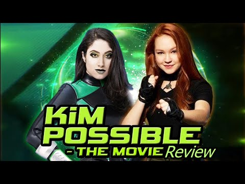 Kim Possible Live Action Movie Review