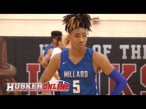 HOL HD: Hunter Sallis Highlights at Lincoln High (NE)