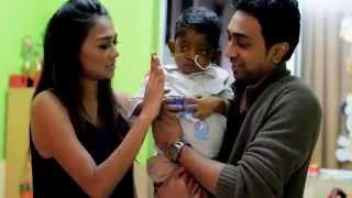 Help 3-year-old Supash Live