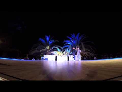 Miler & Georgia LONG BEACH SALSA FESTIVAL 2014