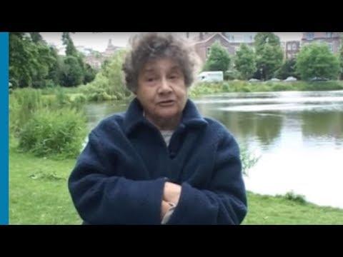 Фанни Розелаар рассказывает о спасших ее Праведниках народов мира