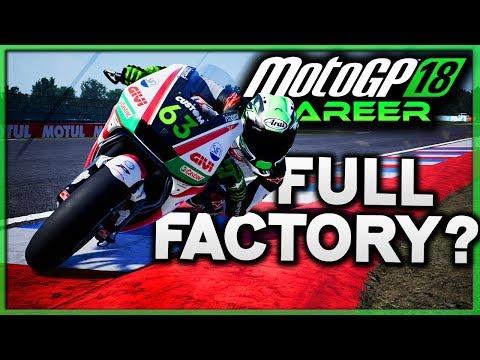 The Doctor Motogp 2018 Rossi Career 4 Motogp 18 Career Mode