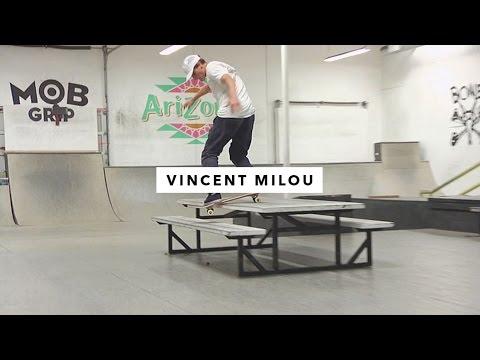 Vincent Milou   TransWorld SKATEboarding