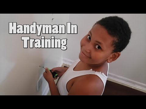 Handyman In Training - YouTube