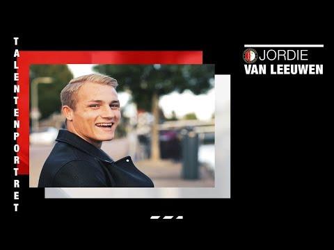 Talentenportret | Jordie van Leeuwen