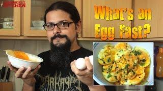 Gambar cover Keto Egg Fast | Day 1 | Boiled Eggs | Headbanger's Kitchen Keto Vlogs