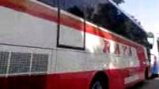 Bus Nu3tara Tribal Jetbus Raya & Mulin & Agen Sukasari