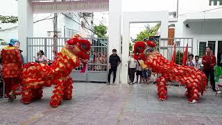 Múa lân Đà Nẵng # Đội lân Lý Tự Trọng : Show Lê Lai # Nhận đặt show :0947169672
