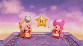 Captain Toad: Treasure Tracker - 100% Walkthrough #6 - Episode 2: The Captain Gets Toadnapped