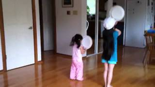 2 Year Old Dance To Chinese Folk Song