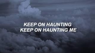 Halsey   Haunting  Lyrics