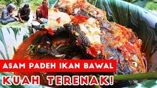 Download Video Kuah Terbaik Asam Padeh Ikan Bawal! Bikin Mang Ihin Nagih!! MP3 3GP MP4