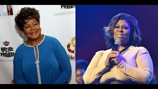 Next in line for dragging...PASTOR SHIRLEY CAESAR