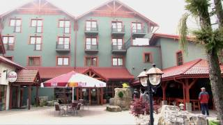 preview picture of video 'Hotel Kotarz Spa & Wellness Brenna'