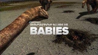 Cutest Baby Dinosaurs