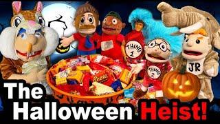 SML Movie: The Halloween Heist!