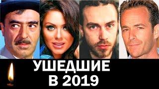 ЗНАМЕНИТОСТИ, УШЕДШИЕ В 2019 ГОДУ. Началова, Децл и др.
