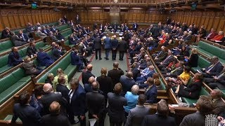 Watch again: Parliament votes on snap general election