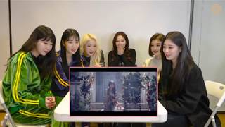 FAVORITE(페이버릿) LOCA 뮤직비디오 리액션 영상