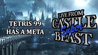 Castle Super Beast Clips: Tetris 99 Has A Meta