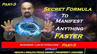 The Secret Formula-How To Manifest ANYTHING Instantly-Success Story/Wealth/Money/Desire/Joy/Job-3