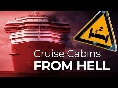 How to avoid cruise cabins FROM HELL!